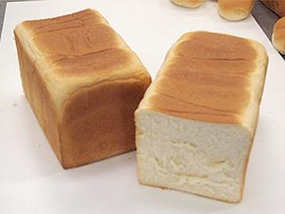 藤倉製パンの無塩食パン